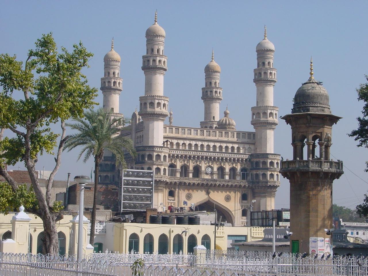Le Char Minar  (photo Clarisse BROCHIER)